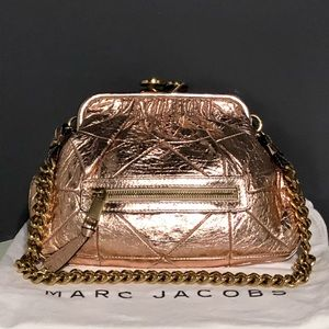 Marc Jacobs Stam mini chain clutch